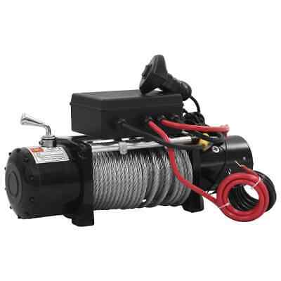 Electric Winch 13000 Lbs 12 Volt 5909 kg 12V Winch