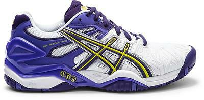 Asics Gel Resolution 5 Womens Tennis Shoe (B) (0133)  + Free Aus Delivery