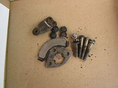 Mercury outboard 4.5hp 77334 72845A1 Swivel  Co-Pilot Disk & Clamp, BOLTS 20203