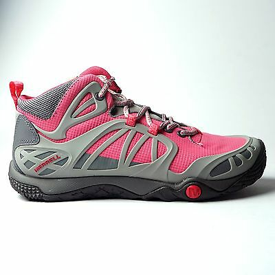 42f988c5138a Merrell Womens Proterra Vim Mid Sports Trekking Trainer Shoes PinkColor SIZE  7~9