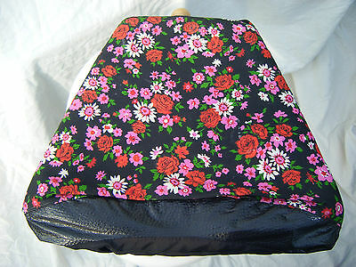 Vintage Flower Power Fabric Tea Cosy-1960's / '70's