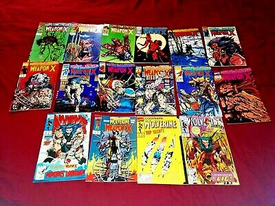 Ultimate Comics Wolverine 1 - 4  1 2 3 4  Ultimate X  #1 - 5  Ultimate War 1 - 4