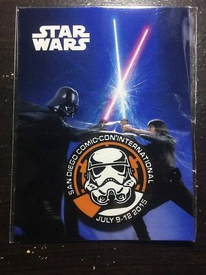 2015 SDCC Star Wars Exclusive Pin San Diego Comic Con Limited