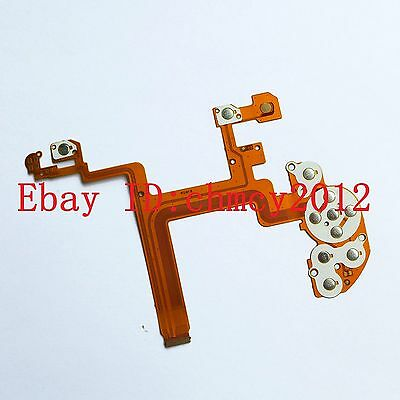 Rear Cover Button Flex Cable FPC Replacement Repair Part for Nikon D5300