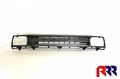 """New Grille Grey Toyota Hilux 2Wd Rn85 88-91 Takes """"toyota Letters"""" On Grille"""