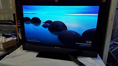 pioneer 50 inch plasma tv manual