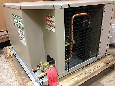 New Outdoor Walk In Freezer 1hp Low Temp 404a 208/230 1 phase Copeland Hermetic