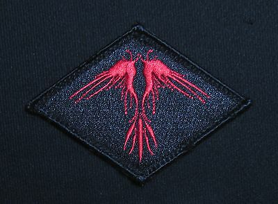 The Phoenix Tactical Usa Army Morale Combat Military Black Ops Red Hook Patch