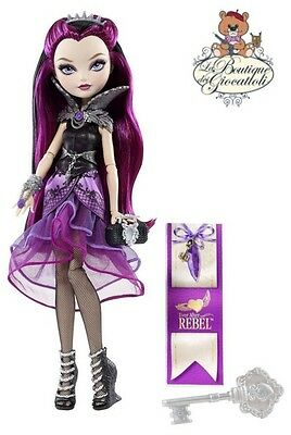 Ever After High – Raven Queen – Ribelli Bfw91