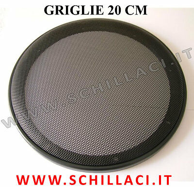 Pair grid for speakers from 20 cm