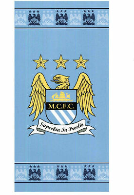 Authentic Football Fans Logo Towels Liverpool,Manchester-United/City And Chelsea