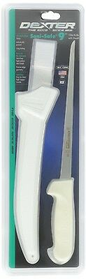 "Dexter S133-9WS1 Dexter SaniSafe 9 "" narrow fillet knife w/sheath 19193 SALE!"