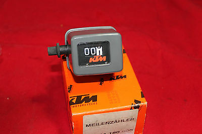 Ktm Odometer Miles Counter