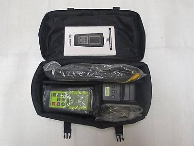 TPI 709 Combustion Efficiency Analyzer Kit with A740 Printer and Case
