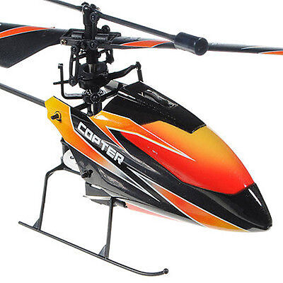 Upgraded WLtoys V911 4CH Single Blade GYRO Remote Helicopter RC Helicopter RTF
