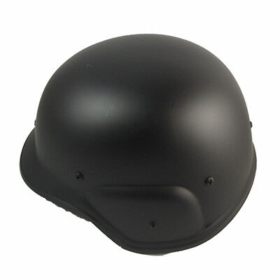 M88 Airsoft Tactical PASGT Swat Military Helmet Black Brand New