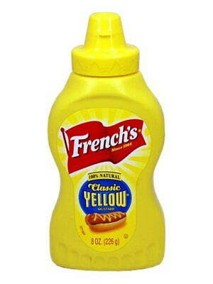 French`s Classic Yellow Mustard, Senf aus den USA