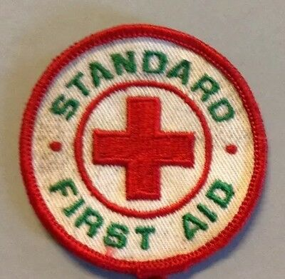 Standard First Aid Patch
