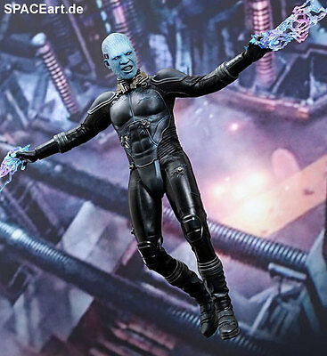 The Amazing Spiderman 2: Electro / Deluxe-Figur (voll beweglich) / Hot Toys