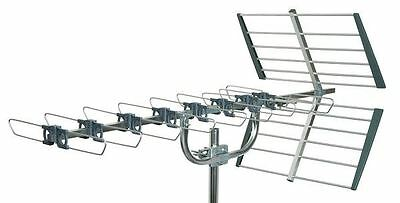 Labgear LABHG52T 52 Element Professional High Gain Outdoor or Loft TV Aerial