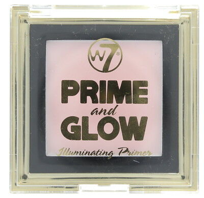 W7 Prime And Glow Illuminating Primer Compact