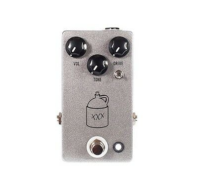 New JHS Moonshine Overdrive Guitar Effects Pedal!