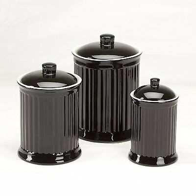OmniWare 1077087 Simsbury Canisters (Set of 3)
