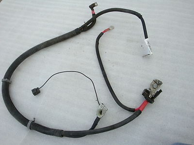 2003 Range Rover Hse Oem Positive Negative Battery Wire Terminal L322