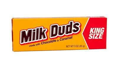 Hershey Milk Duds King Size, 85g (2.24 Euro pro 100g)