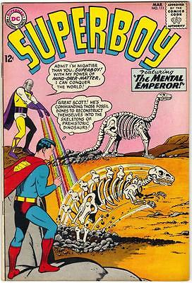 Superboy #111 (Dc) March 1964 Vg/fn (5.0)