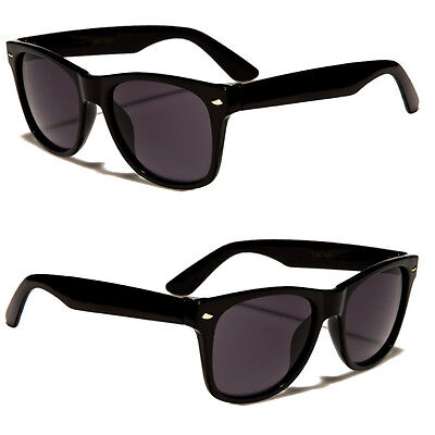 NEW KIDS TODDLER BOYS GIRLS BLACK Vintage CLASSIC RETRO SUNGLASSES SHADES