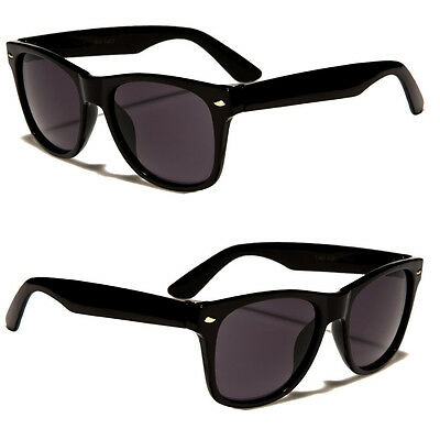 New Kids Toddler Boys Girls Black Wayfarer Classic Retro Sunglasses Shades
