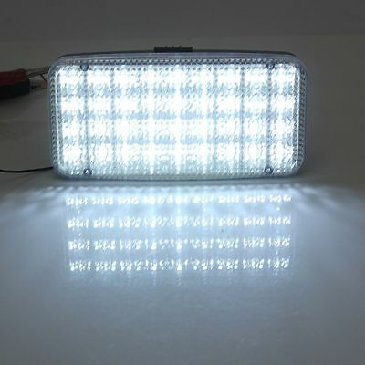 12V DC 36 LED Car Vehicle Auto Dome Roof Ceiling Interior Light Lamp White W6