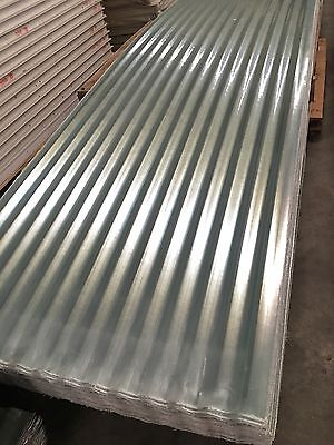 Corrugated & T-Deck Laserlite Clear Roofing Sheets $7.80 L/M