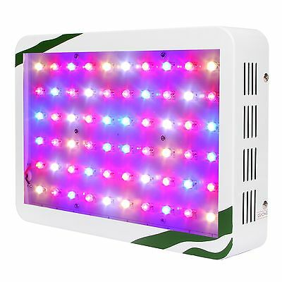 BLOOMSPECT 300W LED Grow Lights 5W Spectrum Lamp Hydroponic Flowering Plant  Veg