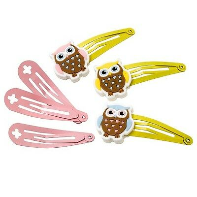 Brownie Owl Hair Clips  Brownies Uniform New