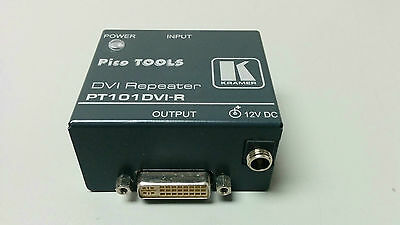Kramer PT101DVI-R DVI Repeater Extend DVI cables run