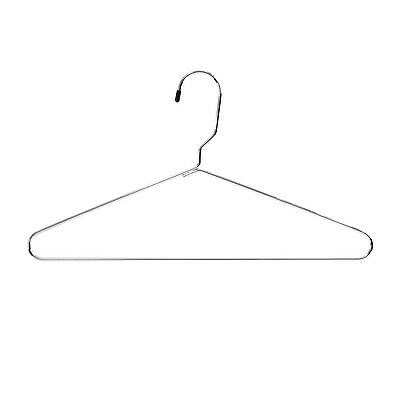 Safco 4246CR Metal Heavy-Duty Hangers, Set of 100