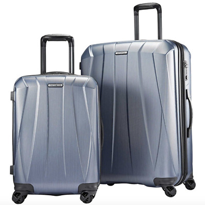 Heys Voyager 3 Pcs Luggage Suitcase Bags Upright Spinner Lightweight Carry on