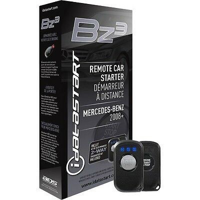 iDataStart ADS-BZ3 T-Harness Remote Start Kit for Select Mercedes-Benz Vehicles