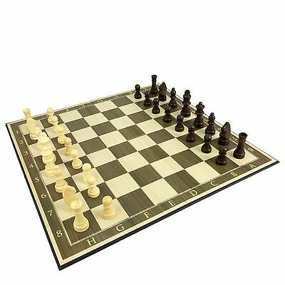 Ventura KASPAROV CHESS SET 36 cm Fold-out Wood Laminated - Travel School