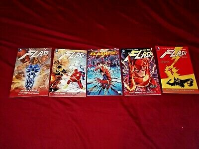 Showcase Justice League Of America Vol 3 Teen Titans Vol 2  The Flash Vol 4  Tpb