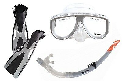 Lomo Adult Snorkel Set