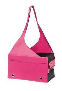 Sac de transport besace pour chien toy, Chihuahua, chiot - rose