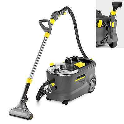 Karcher Puzzi 10/2 Carpet Cleaner 200 - Floor & Hand Tool Included - 1.193-122.0