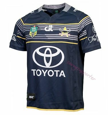 North Queensland Cowboys NRL Home Jersey 'Select Size' S-7XL BNWT6