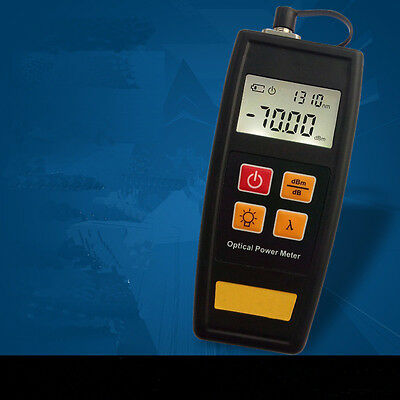 YJ-350A Optical Power Meter Tester Universal FC SC ST-70+10 Light Table Upgrade
