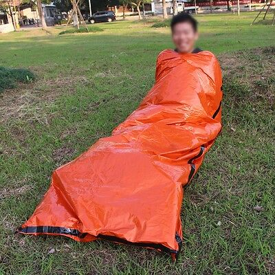 Portable Outdoor Camping Emergency Waterproof Ultra-light Survival Sleeping Bag