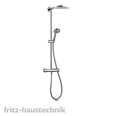 hansgrohe raindance s 240 air 1jet showerpipe connect dn15 chrom nr 27421000 eur 486 00. Black Bedroom Furniture Sets. Home Design Ideas