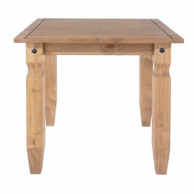 Dining  / Kitchen Table 80 cm Premium Corona Mexican Solid Pine Table Only